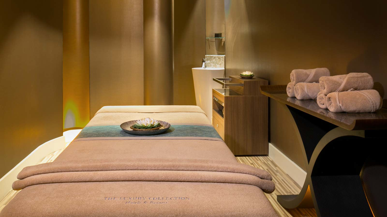 Caresse a Luxury Collection Resort Spa Bodrum Turkey SPA Caresse Single Treatment Rooms