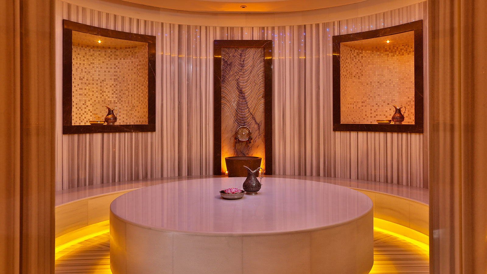 Caresse a Luxury Collection Resort Spa Bodrum Turkey SPA Caresse Turkish Bath Hammam