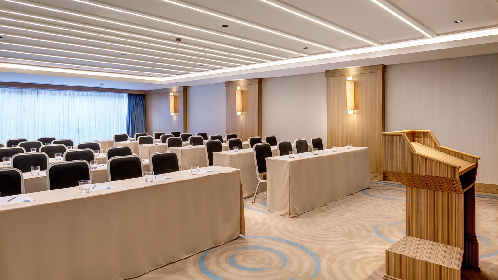 Caresse a Luxury Collection Resort Spa Bodrum Turkey Sardinia Meeting Room Classroom Style
