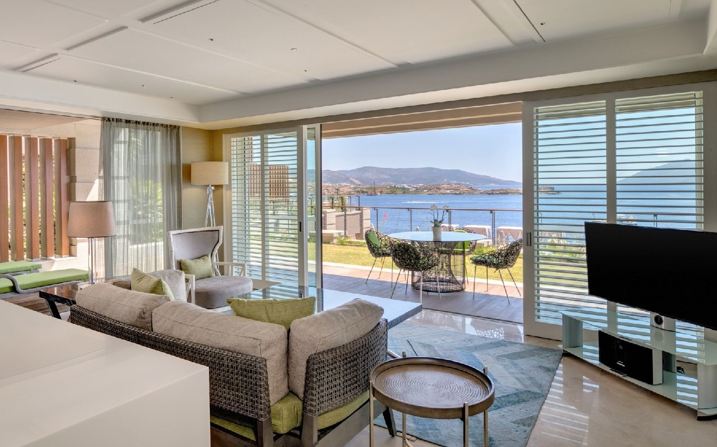 Two Bedroom Suite. Two Bedroom Suite  Caresse a Luxury Collection Resort Bodrum